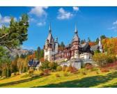 Puzzle Zamek Peles, Rumunia