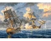 Puzzle Bitwa morska