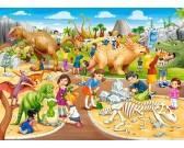 Puzzle Dinopark - PUZZLE DLA DZIECI