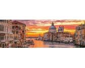 Puzzle Grand Canal, Wenecja - PUZZLE PANORAMICZNE