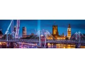 Puzzle Londýn - PUZZLE PANORAMICZNE