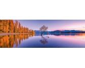 Puzzle Jezioro Wanaka - PUZZLE PANORAMICZNE