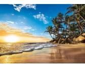 Puzzle Tropikalny wschód słońca