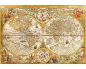 Puzzle Stara mapa