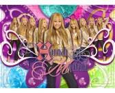 Puzzle Hannah Montana - PUZZLE DLA DZIECI