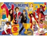 Puzzle High School Musical 3 - PUZZLE DLA DZIECI