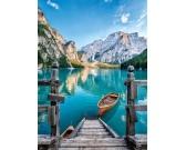 Puzzle Jezioro Braies