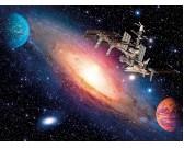 Puzzle Stacja kosmiczna