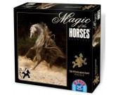 Puzzle Koń z temperamentem