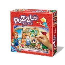Puzzle Pinokio - PUZZLE DLA DZIECI