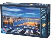 Puzzle Port w Marsylii