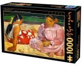 Puzzle Dziewczyny z Thaiti
