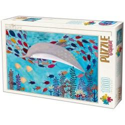 Puzzle Delfiny