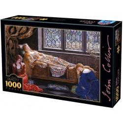 Puzzle Śpiąca piękność