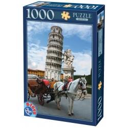 Puzzle Krzywa Wieża w Pizie
