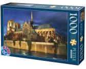 Puzzle Katedra Notre Dame w Paryżu