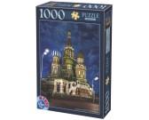 Puzzle Katedra w Moskwie