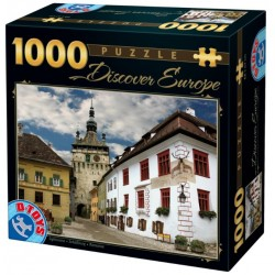 Puzzle Sighisoara, Rumunia