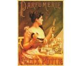 Puzzle Plakat Parfumerie