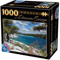 Puzzle Korfu