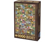 Puzzle Banknoty
