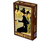 Puzzle Plakat - Divan Japonais