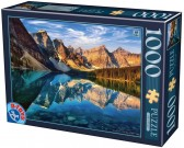 Puzzle Jezioro Moraine, Kanada