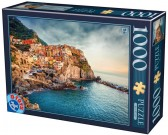 Puzzle Manarola, Włochy