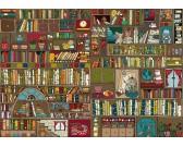 Puzzle Półki z książkami