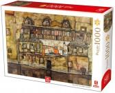Puzzle Dom nad rzeką
