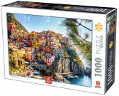 Puzzle Cinque Terre, Włochy