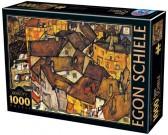 Puzzle Miasto
