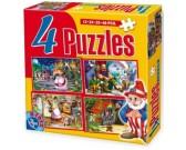 Puzzle Nasze bajki - PUZZLE DLA DZIECI