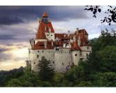 Puzzle Zamek Bran, Rumunia