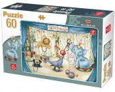 Puzzle Cyrk - PUZZLE DLA DZIECI