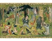 Puzzle Sen leśniczego - PUZZLE DLA DZIECI