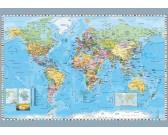 Puzzle Polityczna mapa świata