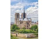 Puzzle Katedra Notre-Dame