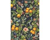Puzzle Pomarańczowe kwiaty
