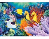 Puzzle Podwodny świat - PUZZLE ŚWIECĄCE