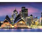Puzzle Opera w Sydney - PUZZLE ŚWIECĄCE
