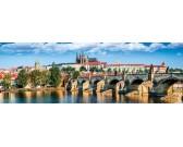Puzzle Hradczany, Praga - PUZZLE PANORAMICZNE