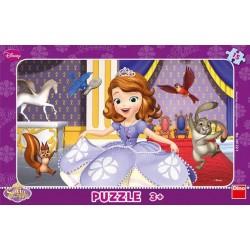 Puzzle Księżniczka Zofia I - PUZZLE DLA DZIECI