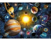 Puzzle System słoneczny