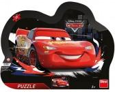 Puzzle Auta - pojedynek - PUZZLE DLA DZIECI