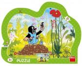 Puzzle Krecik i spodenki - PUZZLE DLA DZIECI