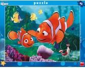 Puzzle Nemo w bezpieczeństwie - PUZZLE DLA DZIECI