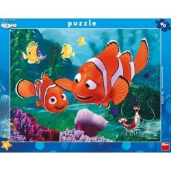 Nemo w bezpieczeństwie - PUZZLE DLA DZIECI