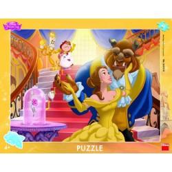 Puzzle Piękna i Bestia - PUZZLE DLA DZIECI