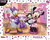 Puzzle Różowa Minnie - PUZZLE DLA DZIECI